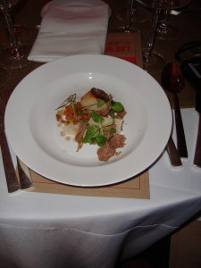 James Beard Dish