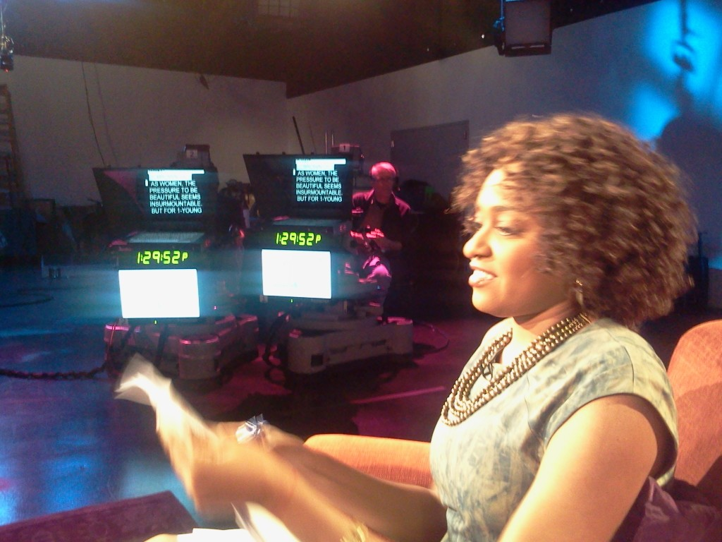 Christina Brown Our Take Arise TV