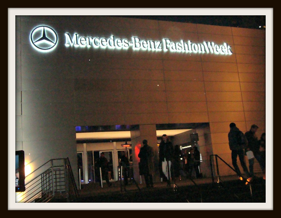 New York City Mercedes-Benz Fashion Week 2013