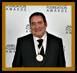 2013 JBF Awards Humanitarian of the Year: Emeril Lagasse, Emeril Lagasse Foundation, New Orleans (Photo by Kent Miller)