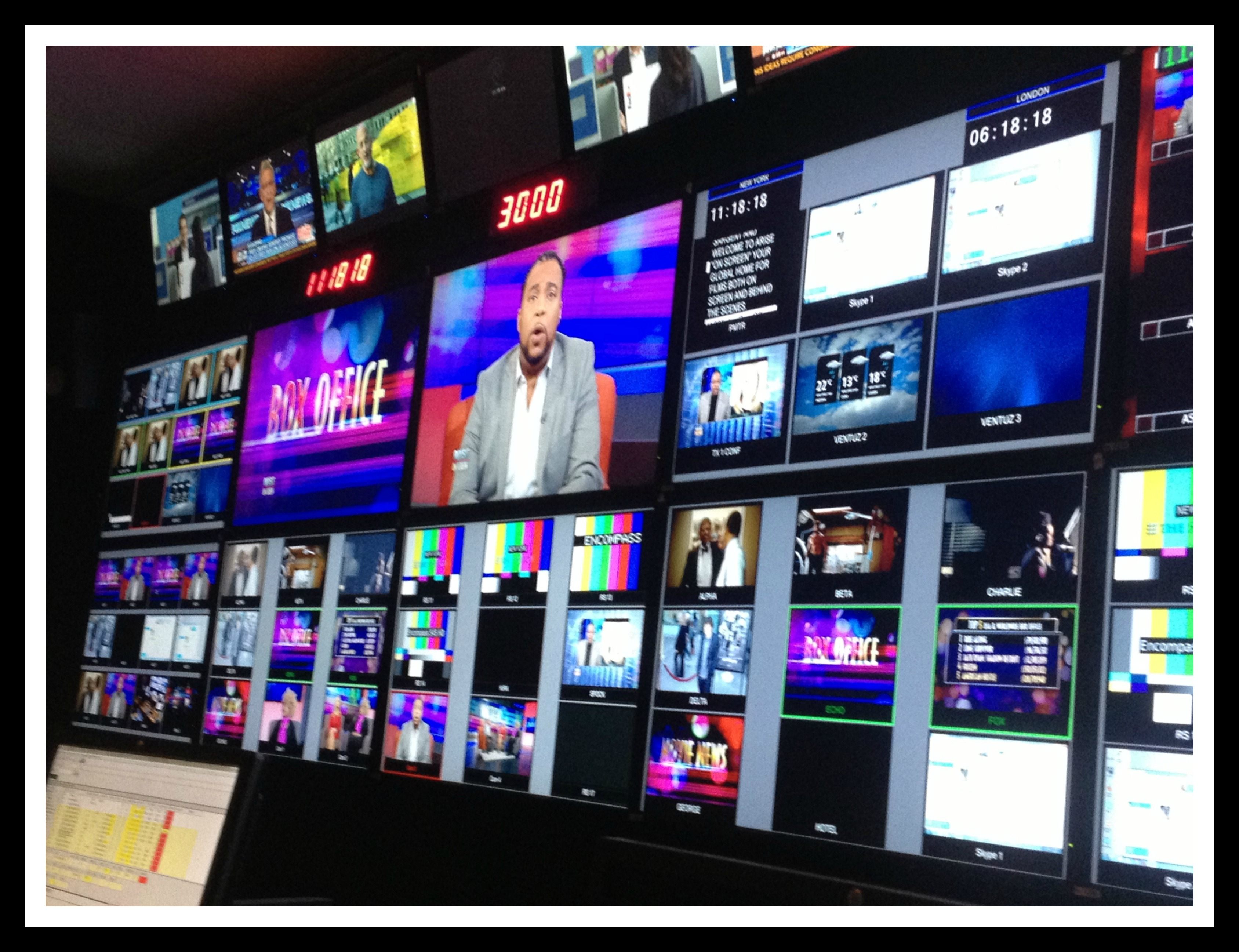Youtube Live Control Room