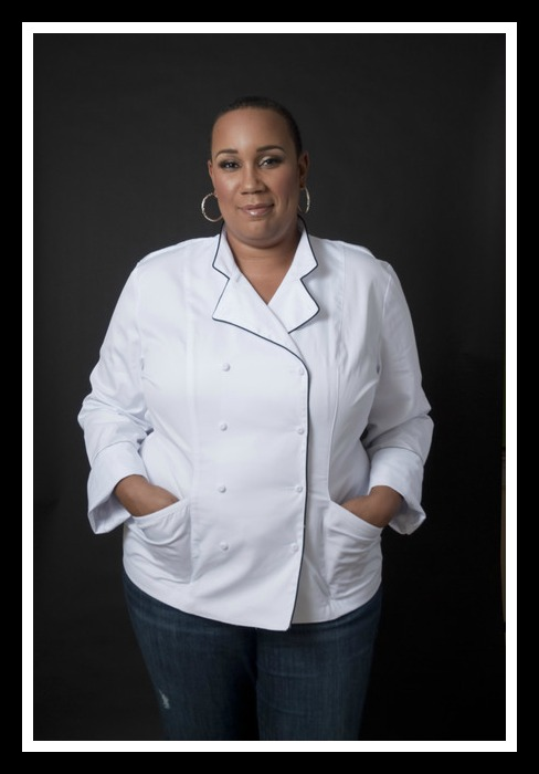 Chef Ella: Chef Coat by Chandler Timothy at Bobby Dale Images