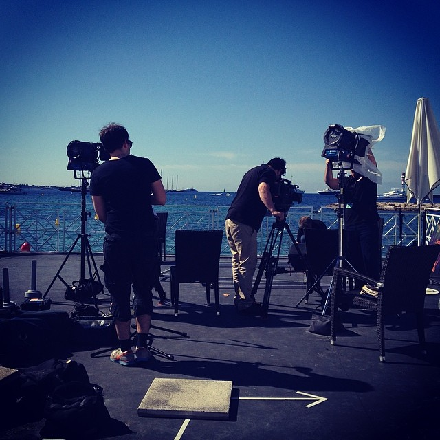 Arise TV at 2014 Cannes Film Festival