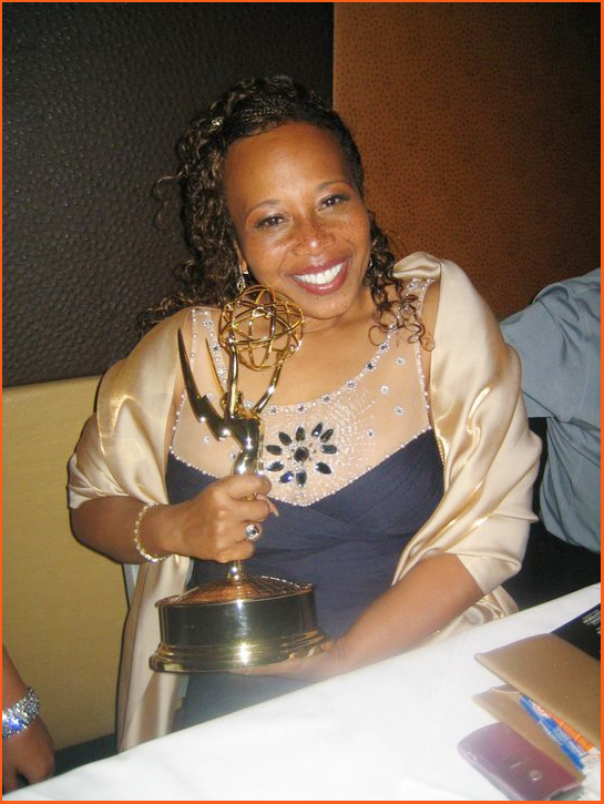 Emmy Award Winning Producer Joyce Coleman-Sampson