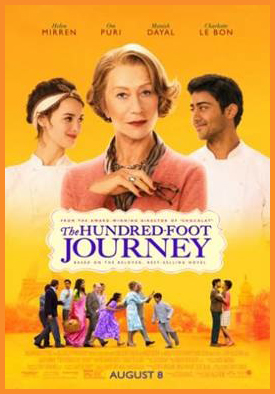 DreamWorks Pictures' THE HUNDRED-FOOT JOURNEY