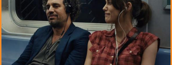 "Mark Ruffalo and Keira Knightly in ""Begin Again"""