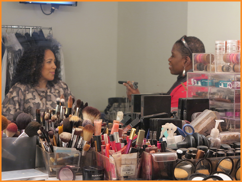 Writer and Director Gina Prince-Bythewood & Deborah Mitchell