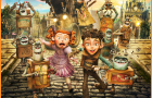 The Boxtrolls (2014) Focus Features and Laika Animation
