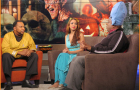 Arise On Screen, Halloween special with host Mike Sargent, film critics Justine Browning and Julian Roman