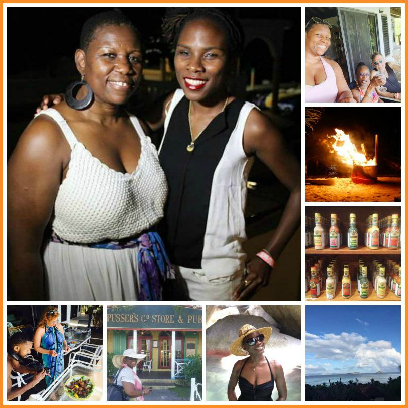 2015 Summer Sizzle BVI in the British Virgin Islands, July 23-26