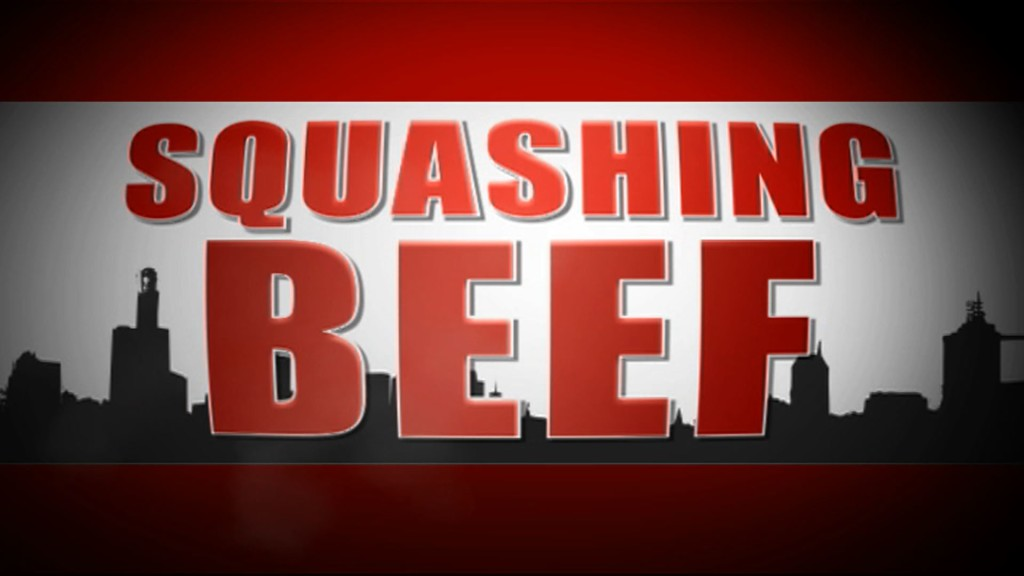 Squashing Beef, a new web series on BET.com premiering in mid September. Co-created by Samson Styles