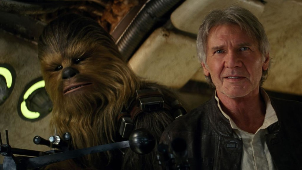 """Star Wars: The Force Awakens""  Photo Courtesy: Disney"