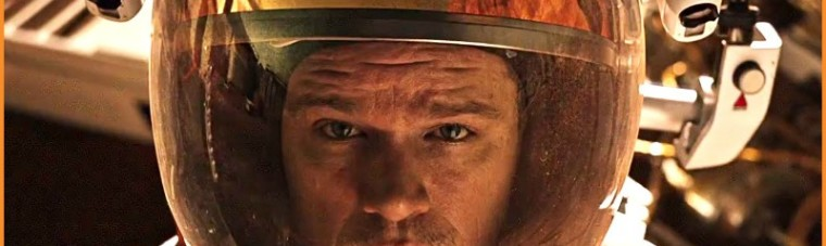 """The Martian""starring Matt Damon Photo Courtesy: 20th Century Fox"